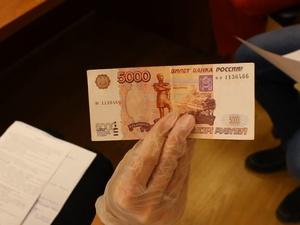 Нижегородец расплатился поддельными банкнотами почти на 100 тысяч рублей