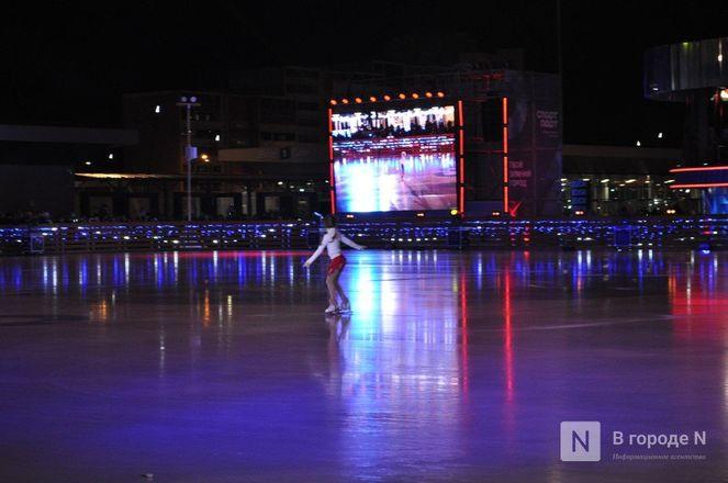 Ирина Слуцкая с ледовым шоу открыла площадку «Спорт Порт» в Нижнем: показываем, как это было - фото 28