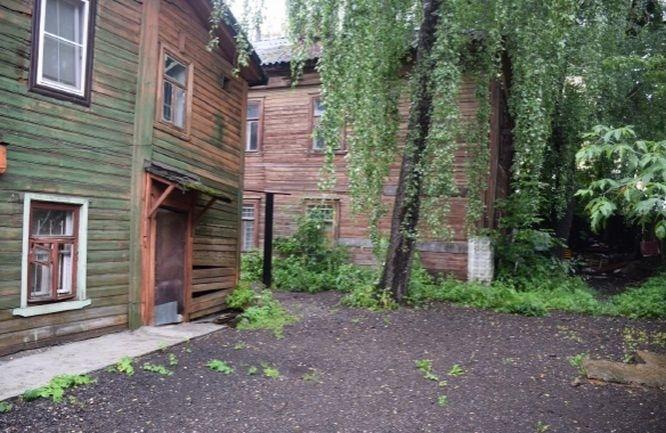 Застройщик пожаловался в полицию на нижегородскую градозащитницу