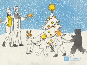 В ожидании праздника: спектр новогодних событий 21 и 22 декабря