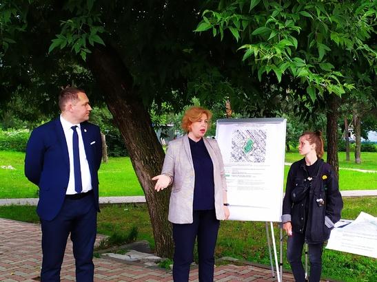Детскую площадку в сквере «Сосны» попросили построить жители Нижнего Новгорода - фото 1