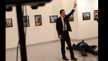 Сергей Лавров отреагировал на убийство российского посла в Турции (ВИДЕО)