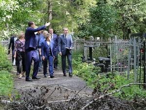 Цифровая карта кладбищ будет создана в Нижнем Новгороде