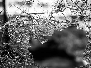 Автобус вылетел в кювет в Вадском районе: три человека пострадали