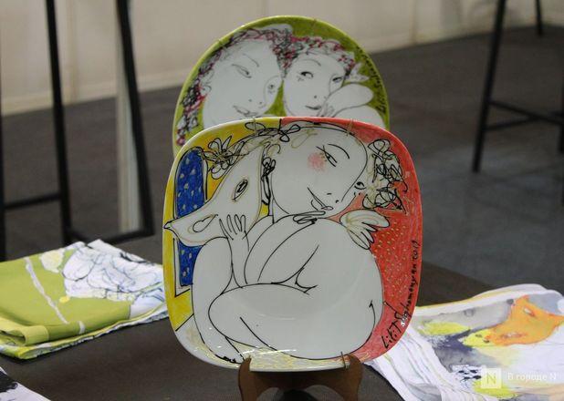 6000 квадратных метров искусства: выставка «АРТ Россия» открылась в Нижнем Новгороде - фото 13