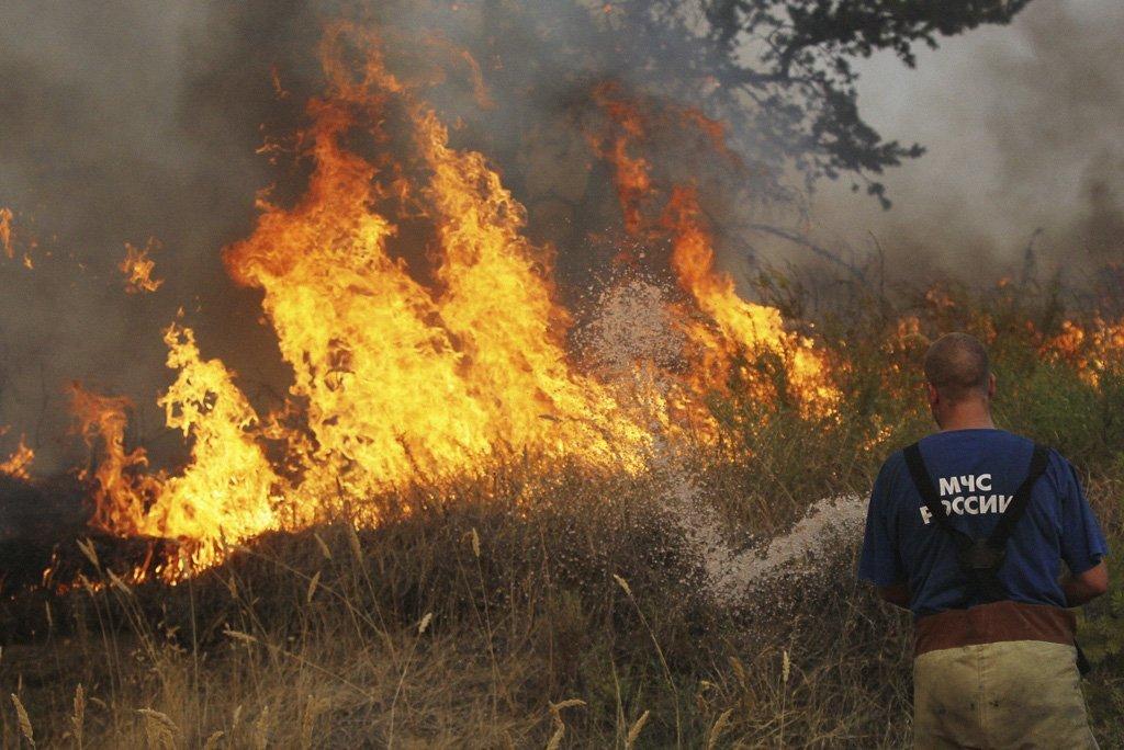 МЧС предупреждает нижегородцев о высокой пожароопасности - фото 1