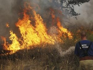 МЧС предупреждает нижегородцев о высокой пожароопасности