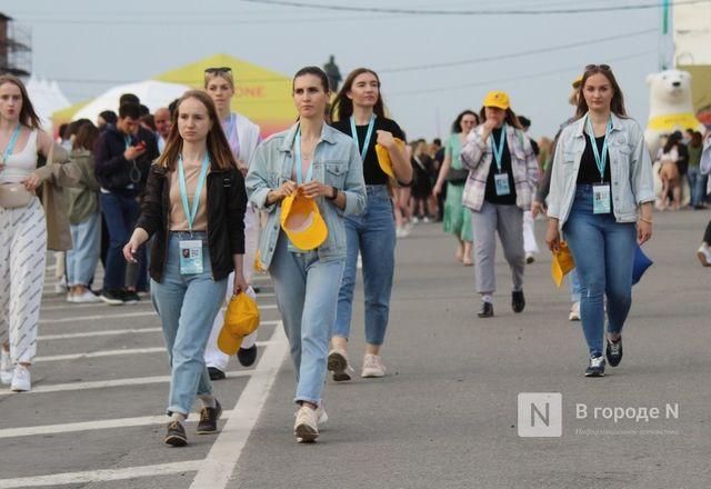 Молодость, дружба, творчество: как прошло открытие «Студенческой весны» в Нижнем Новгороде - фото 98