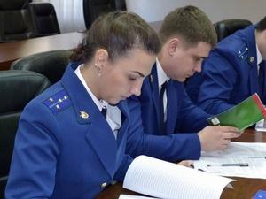 Прокуратура проверит информацию о голодовке Тоншаевского бизнесмена