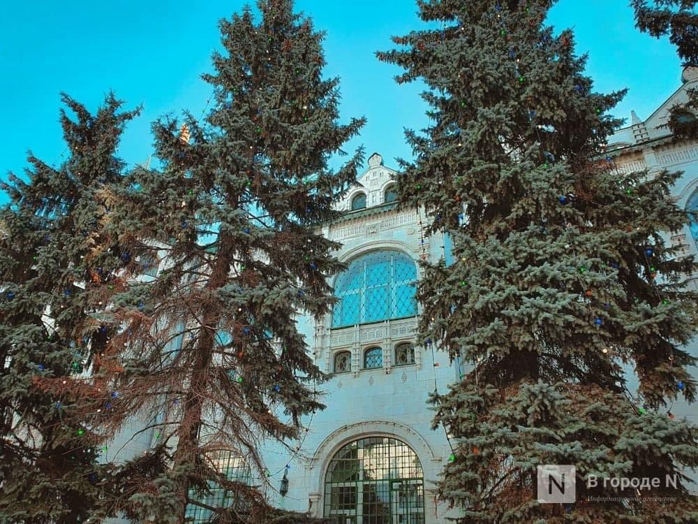 Праздничные уголки: ищем места для атмосферных фото в Нижнем Новгороде - фото 9