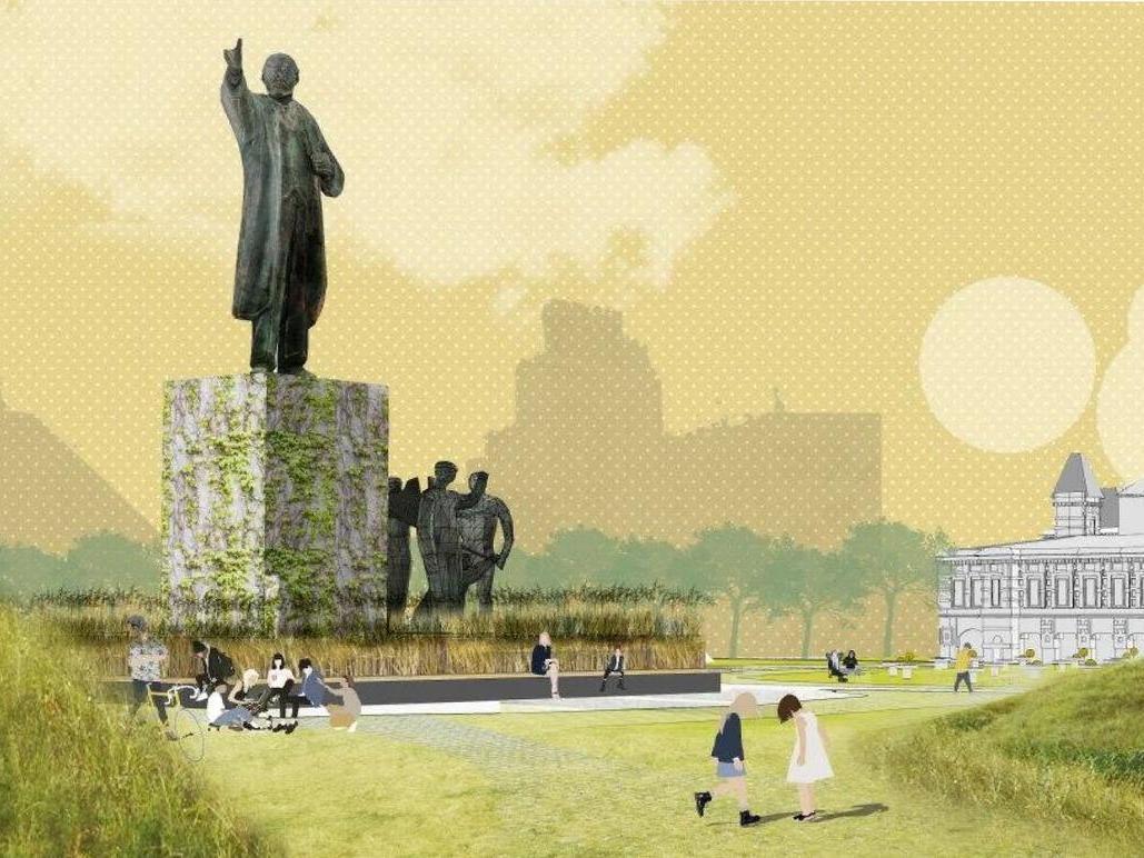 Ленин во ржи и навесы с подогревом: масштабная реконструкция ждет Нижегородскую ярмарку и прилегающие территории - фото 1
