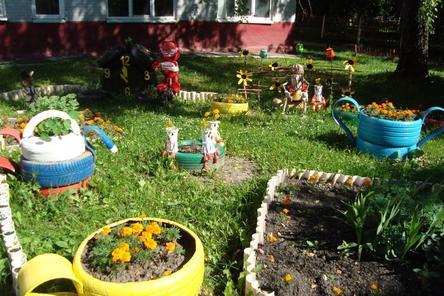 Комиссия оценила благоустройство дворов и палисадников в Автозаводском районе (ФОТО)
