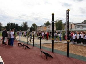 Пятнадцать уличных спортивных площадок появятся в этом году в Нижегородской области