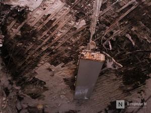 Навашинская семья с ребенком-инвалидом вынуждена жить в квартире с плесенью