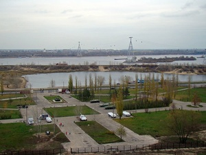 Вход в нижегородский парк Победы закрыт до середины ноября в целях безопасности