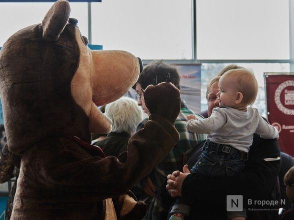 «Луидор» устроил новогоднее гулянье для сотен нижегородцев и их детей - фото 2