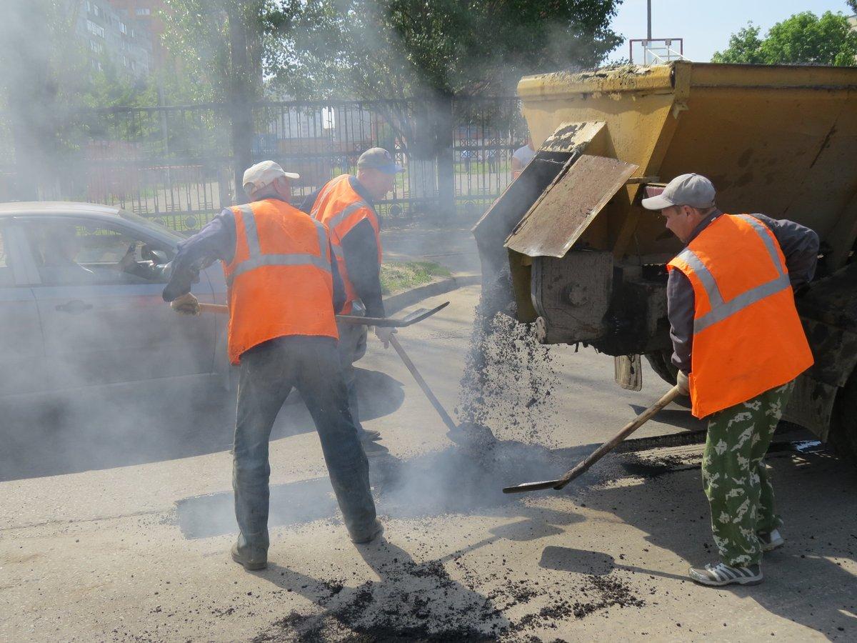 Асфальтирование нижегородских дорог завершится до 1 октября - фото 1