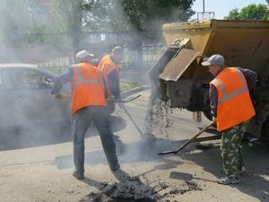 Асфальтирование нижегородских дорог завершится до 1 октября