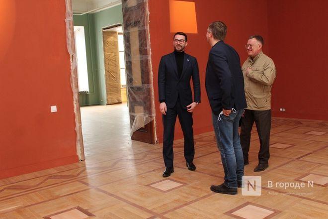 Старина и современность: каким станет Нижегородский  художественный музей - фото 19