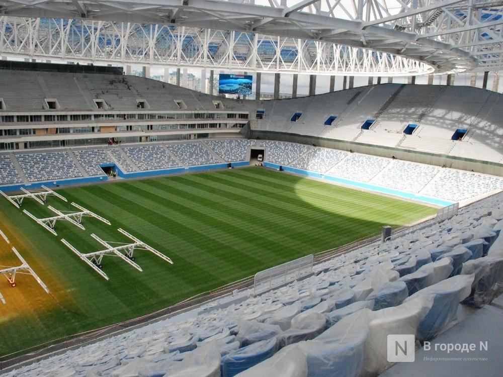 Более 10 млн рублей выделено на обслуживание газона на стадионе «Нижний Новгород» - фото 1