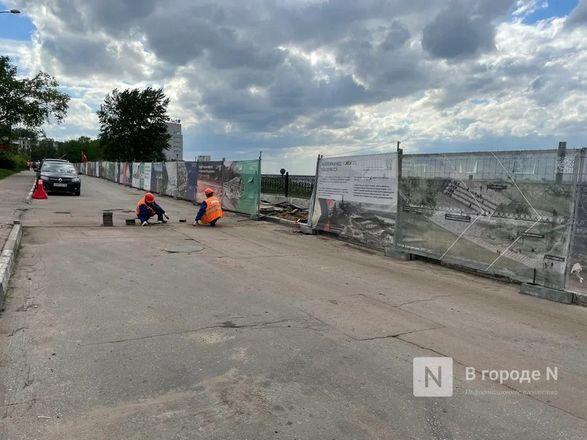 Салют над стройкой: каковы шансы подрядчиков благоустроить Нижний Новгород до юбилея - фото 21