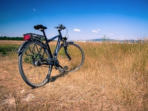 Пожилая велосипедистка попала под колеса иномарки в Володарском районе