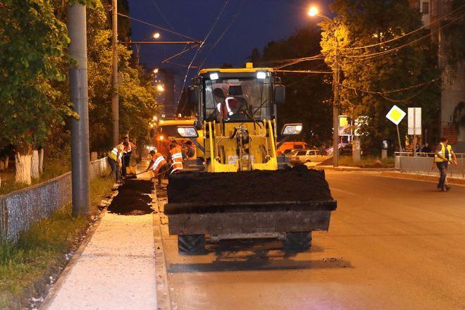 В Автозаводском районе отремонтируют дороги на семи улицах - фото 1