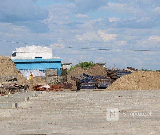 Парк вместо парковки: как идет благоустройство Окской набережной в Нижнем Новгороде - фото 16