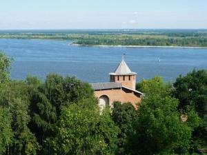 Нижегородская область – «конфетка» для туристов