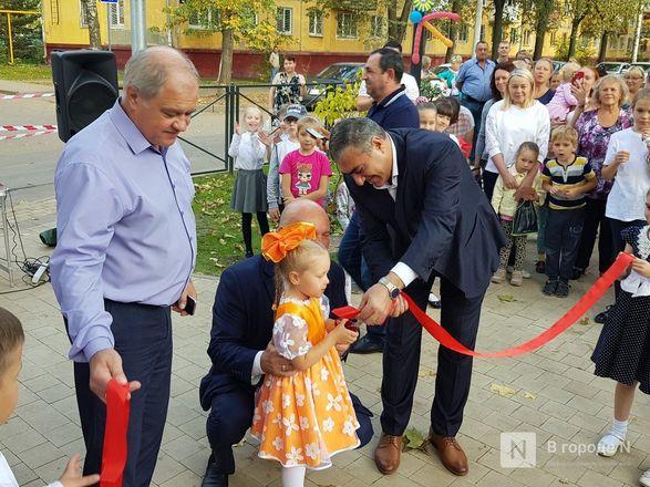 Сквер Прыгунова торжественно открыт после второй очереди благоустройства - фото 9