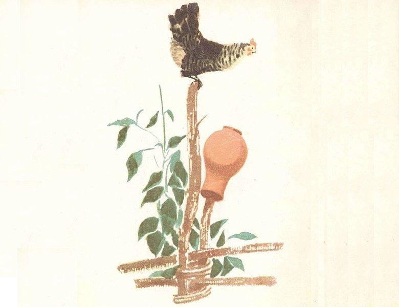 Тайный смысл сказки про Курочку Рябу, о котором мы не догадывались - фото 1