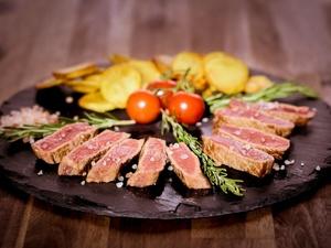 Производитель мяса утки из Нижегородской области представил свой продукт на «Продэкспо-2020»