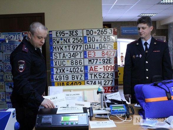 13 новых машин поступило на службу нижегородским сотрудникам ГИБДД - фото 9