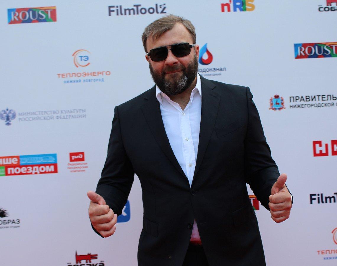 Звезды российского кино приехали в Нижний Новгород на «Горький fest» - фото 11