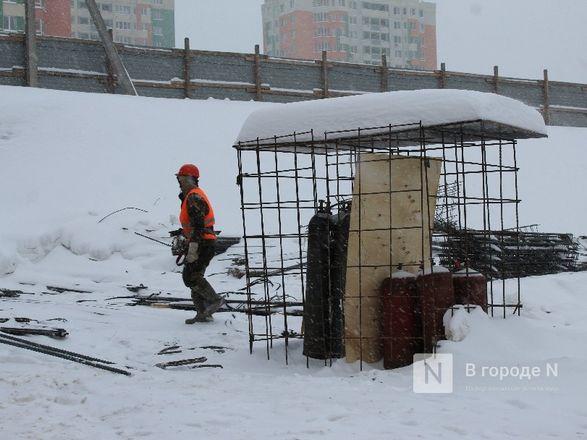 Школа будущего: как идет строительство крупнейшего образовательного центра Нижегородской области - фото 15