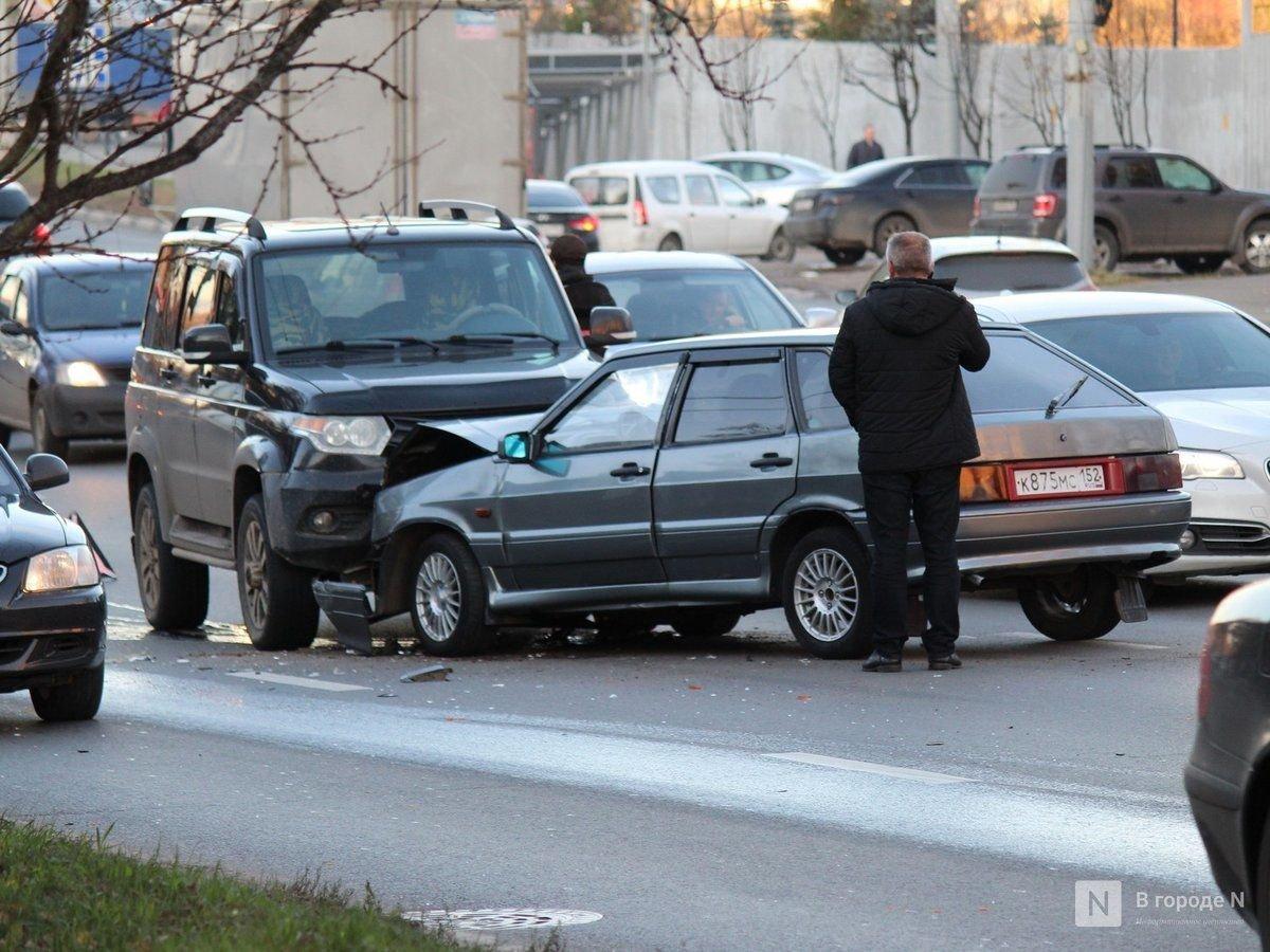 Стало известно, на каких улицах Приокского района чаще всего происходят ДТП с пострадавшими - фото 1