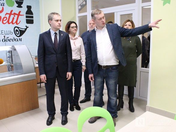 Нижегородскую школу № 123 отремонтировали за 115 млн рублей - фото 25
