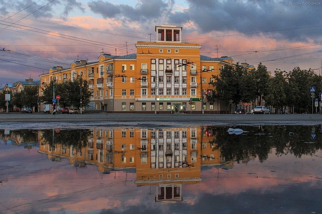 Подъезд жилого дома затопило в Дзержинске - фото 1