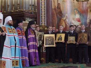 В Макарьевский монастырь вернут похищенные иконы