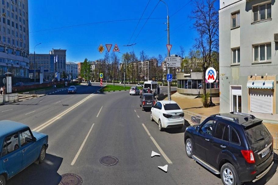 Парковка запрещена на улице и площади Горького в Нижнем Новгороде с 24 февраля - фото 1