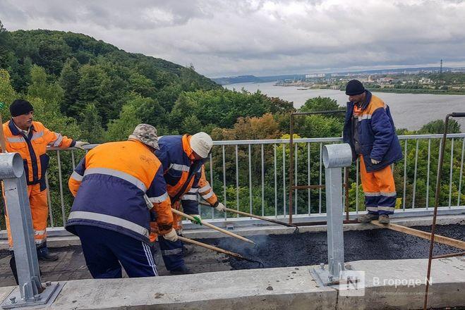 Всего 3% отделяют Мызинский мост от завершения ремонтных работ - фото 6