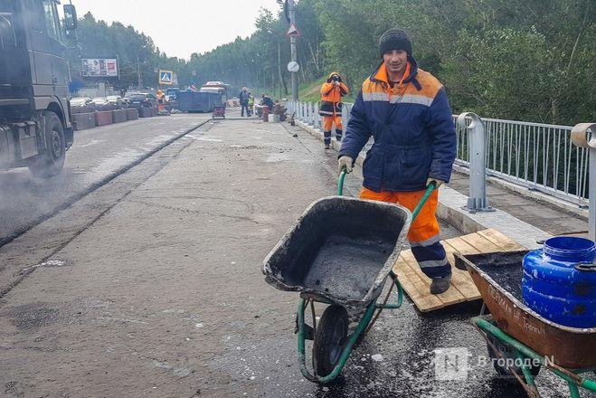 Всего 3% отделяют Мызинский мост от завершения ремонтных работ - фото 5
