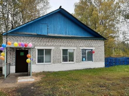 Фельдшерско-акушерский пункт отремонтировали в селе Туртапка Выксунского района