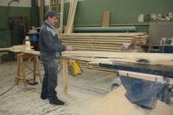 Комплекс по обработке лесоматериалов построят в Семенове