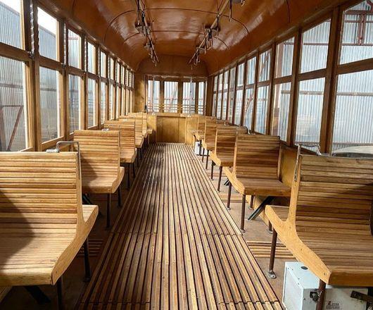 Крыша может появиться у музея трамваев и троллейбусов в Нижнем Новгороде - фото 2