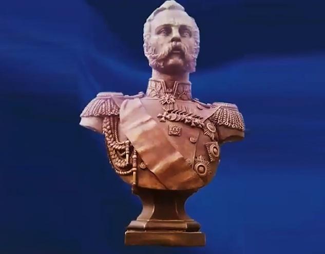 Бюст Александра II установят в Городце на Набережной Революции - фото 1