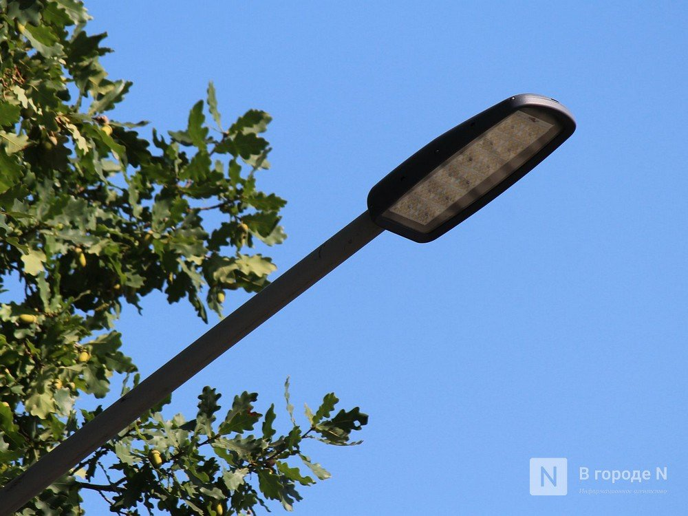 Более 6,6 тысяч светильников требуется установить в Нижнем Новгороде - фото 1