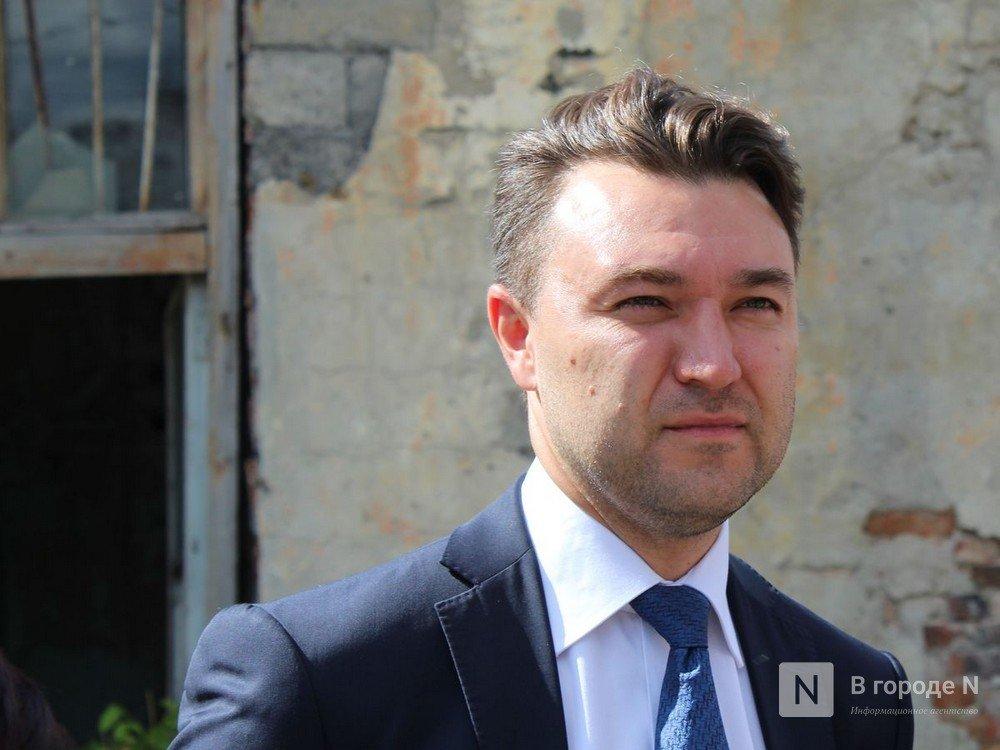Александр Югов покидает пост замгубернатора Нижегородской области