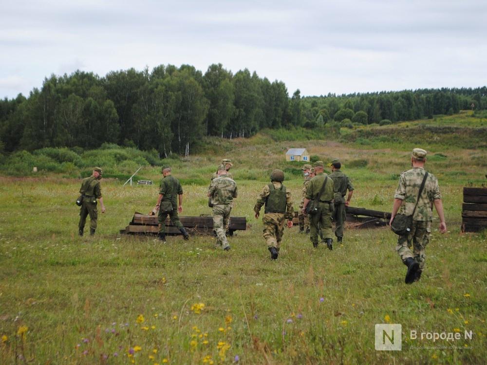 «Оценка огнеметчикам — «пять». Как нижегородские росгвардейцы учатся стрелять из «Шмеля» - фото 6