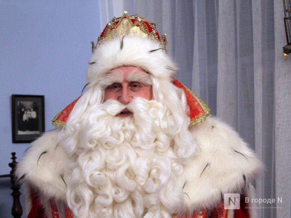 «Мне жалуются на коммунальщиков и просят наколдовать спутника жизни», — Дед Мороз - фото 1